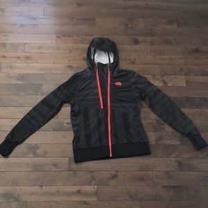North face sweater  - size medium
